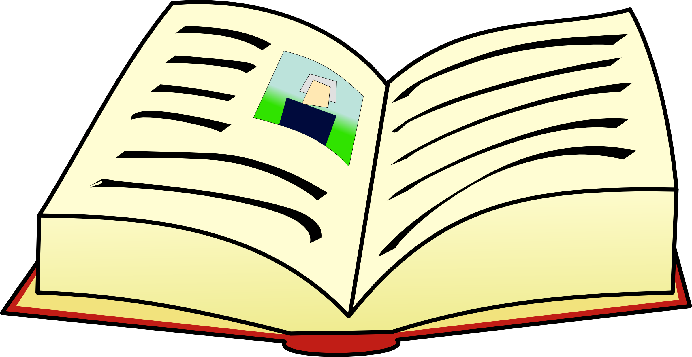 svg library stock Book clipart word.  collection of high.