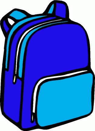 png transparent library Free book bag cliparts. Bookbag clipart