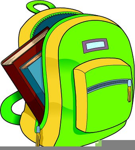 svg library stock Bookbag clipart. Free images at clker