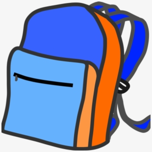 jpg free download Bookbag clipart. Free backpack cliparts silhouettes