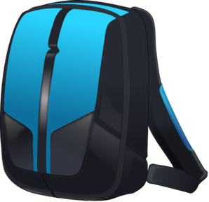 vector download Bookbag clipart. Backpack clip art at