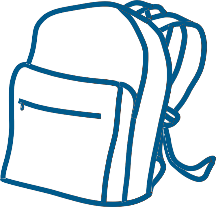 image royalty free Bookbag clipart junior school. Backpack free download on