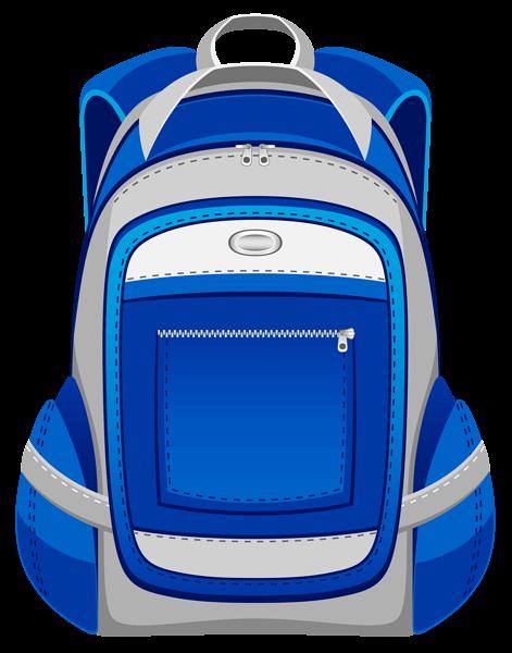 svg freeuse library School bag clipart at. Bookbag drawing cute.