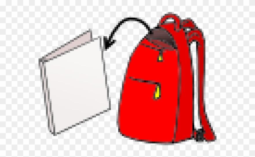 svg royalty free Backpack unzip bag png. Bookbag clipart unzipped