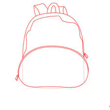 image freeuse library How to Draw a Backpack