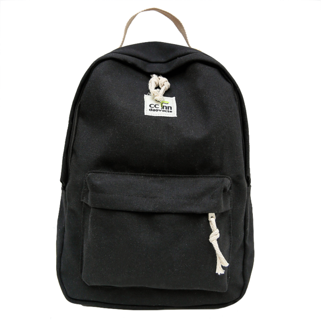 clip royalty free library Women Backpack Canvas Solid Color Backpacks Boy