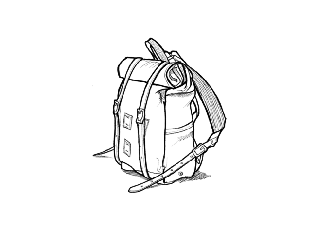 stock Custom Backpacks Wholesale