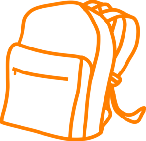 vector freeuse stock Backpack Silhouette at GetDrawings