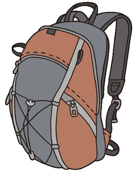 svg transparent Drawing Backpack Illustration