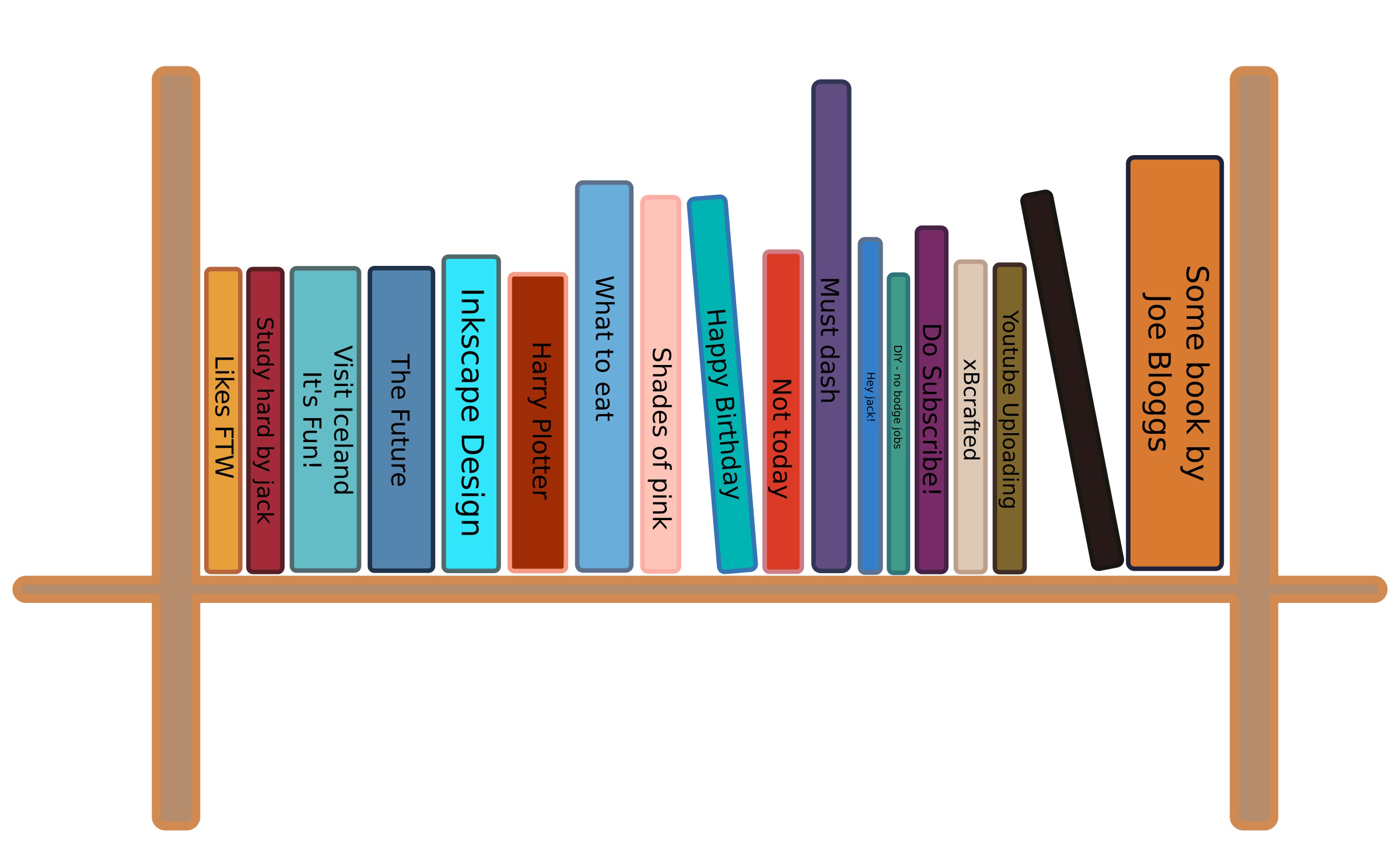 banner stock  bookshelves drawing for. Bookshelf vector book rack