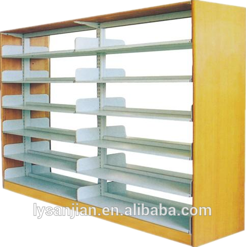 clip royalty free library Library Book Shelf Dimensions