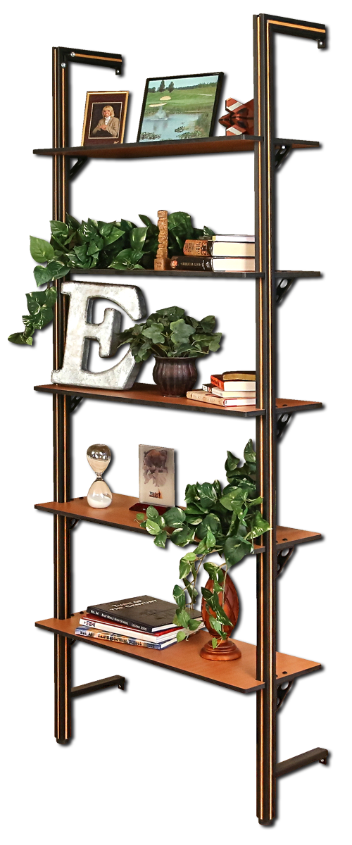 clip freeuse library bookcase drawing plant #90693385