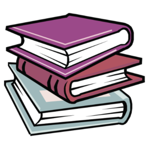 banner library library Books clipart.  free book images.