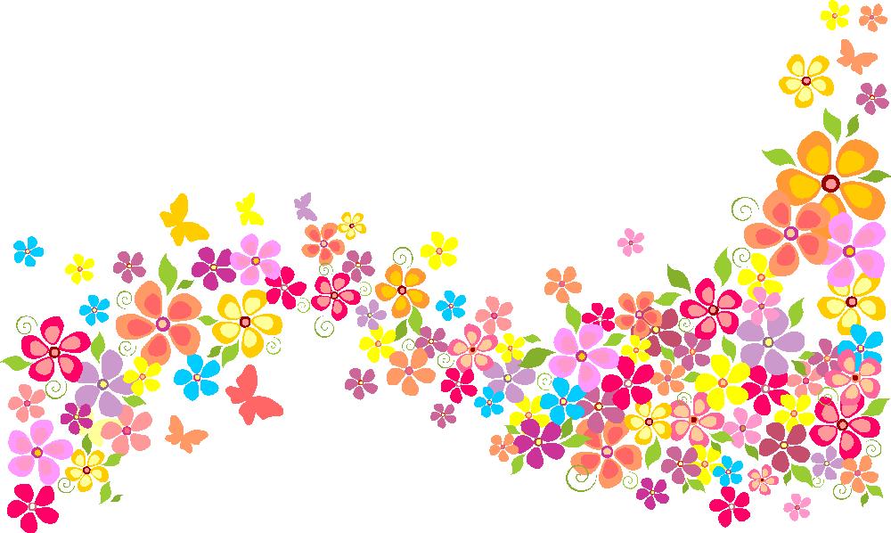 picture transparent Flores clip kwiaty pinterest. Books clipart boarder