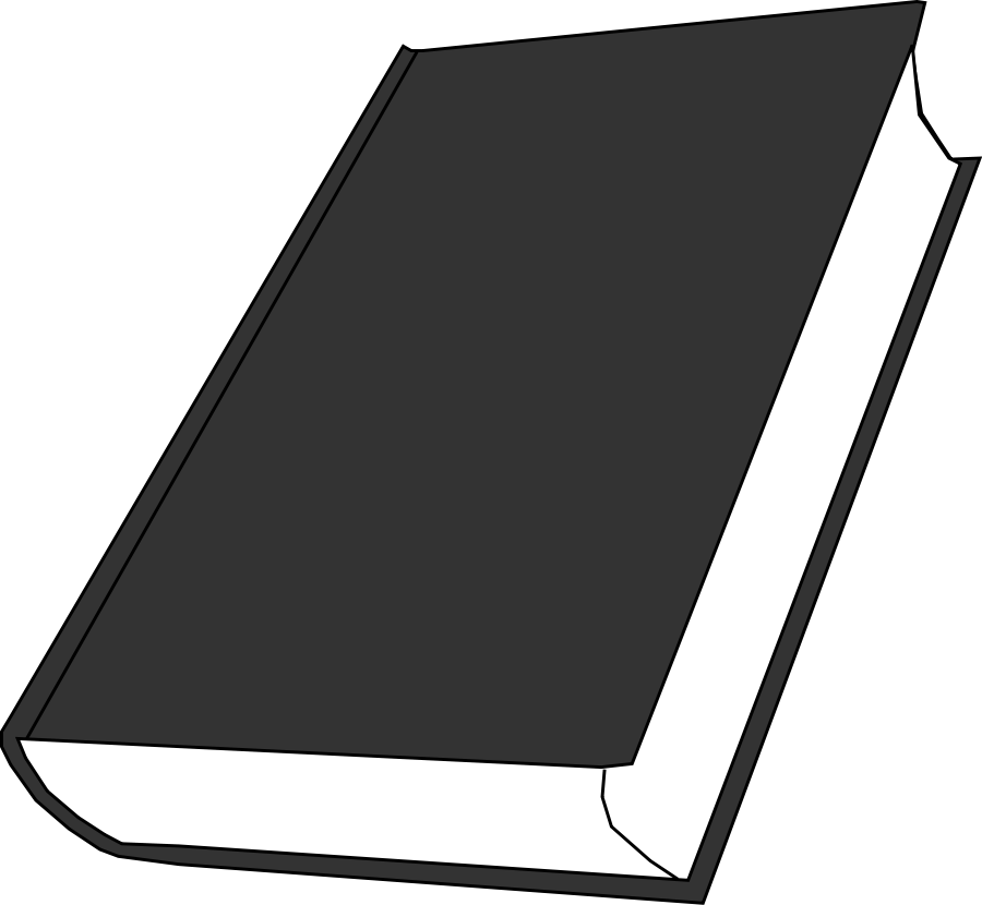 graphic black and white library Books clipart rectangular. Image result for book
