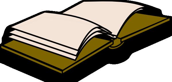 vector stock Open book icon clip. Books svg animated