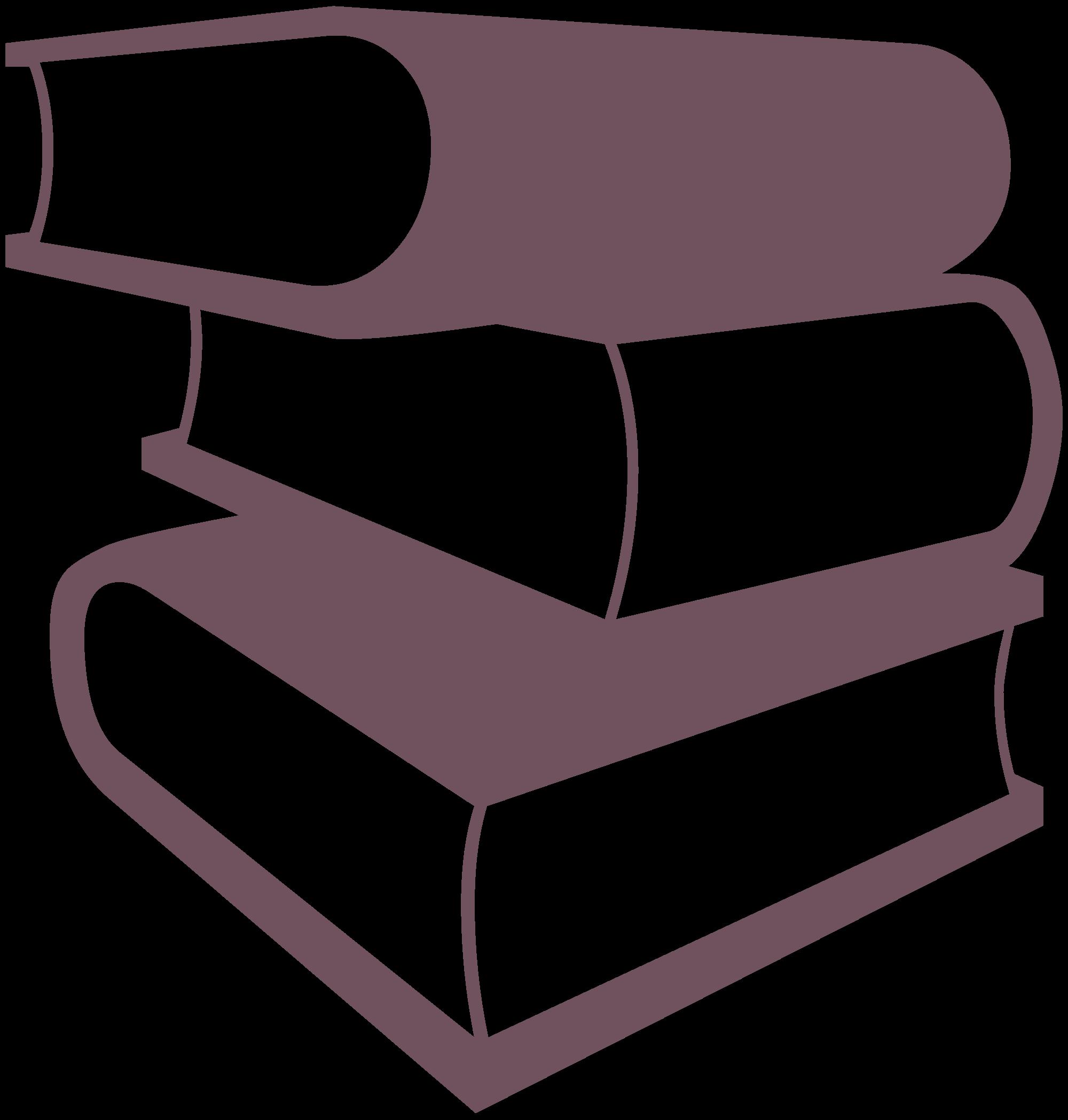 clip art freeuse File wikimedia commons open. Books svg silhouette
