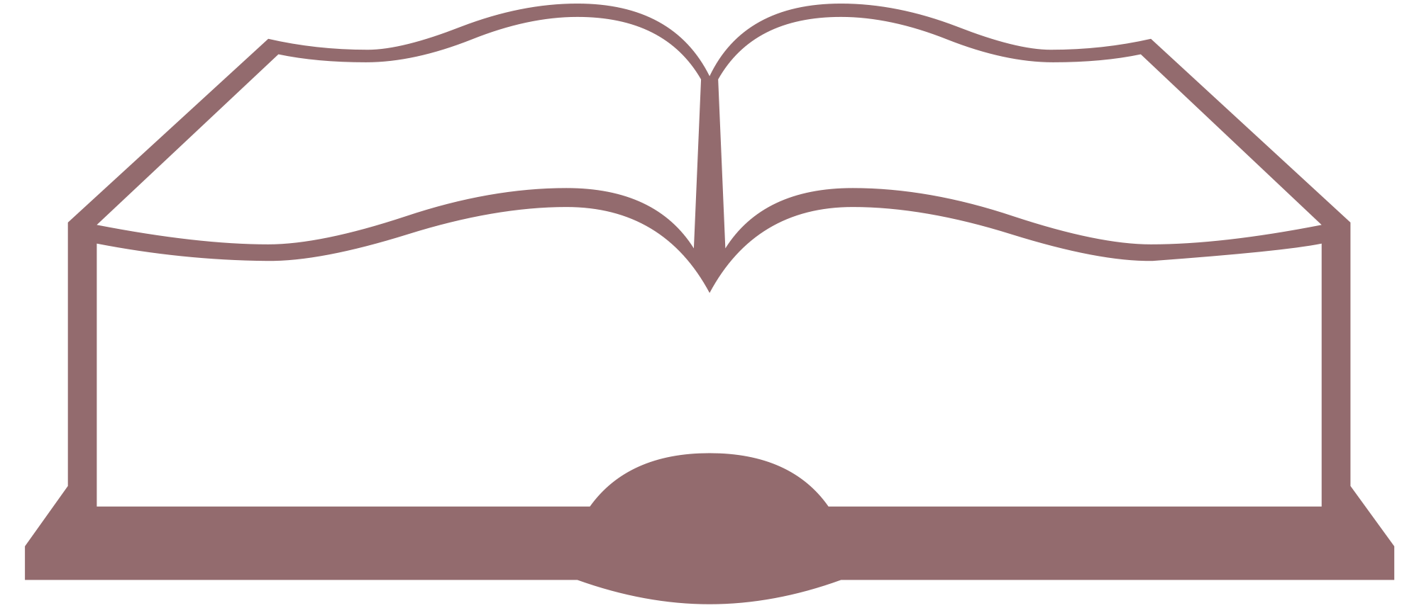 svg transparent library Books svg silhouette. File book wikimedia commons