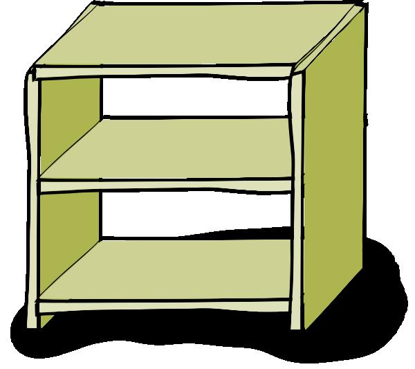 jpg black and white download Shelves clip art at. Bookshelf clipart