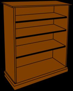 jpg freeuse stock Bookshelf clipart. Panda free images shelfclipart