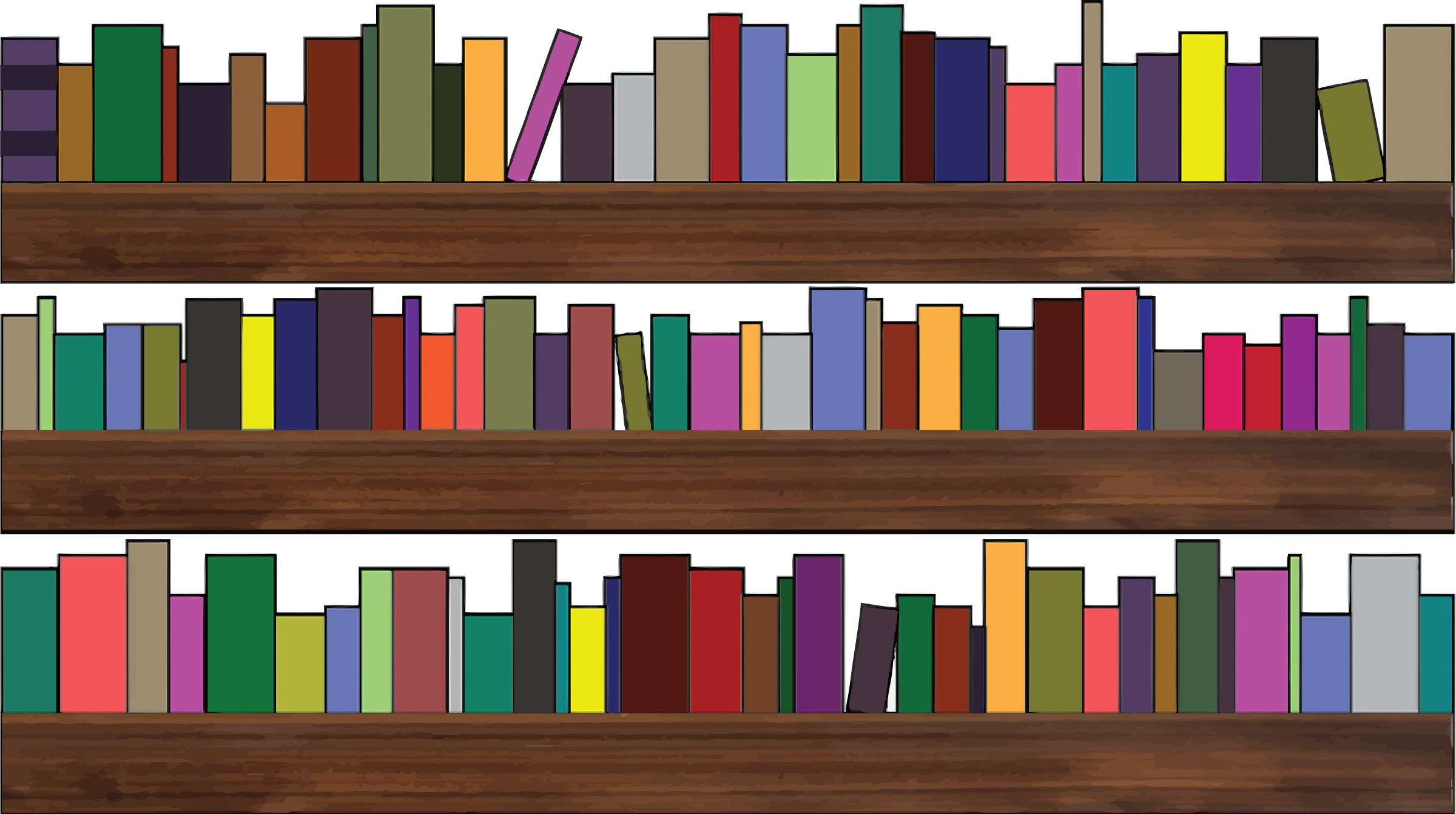 clipart freeuse stock Inspiring Pictures Of Bookshelves Decorated Images Design