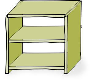 png transparent stock  collection of shelf. Bookshelf clipart empty store