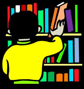 jpg black and white A teacher s idea. Bookshelf clipart genre