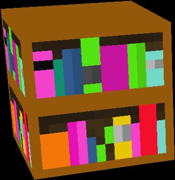 banner library Bookshelf clipart realistic. Tag texture nova skin