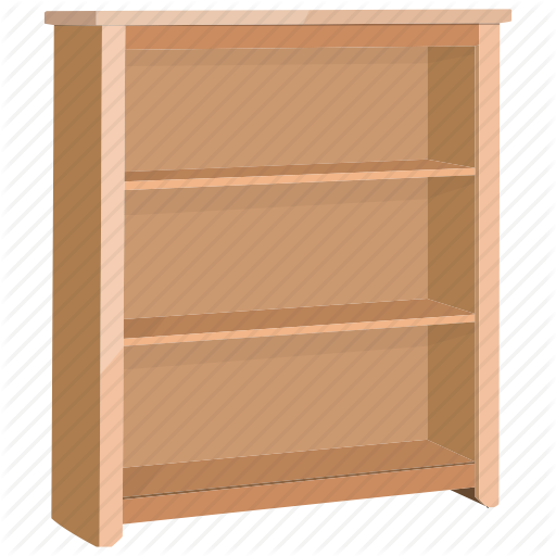 clip library library Bookshelf vector cupboard. Bookcase wardrobe by david