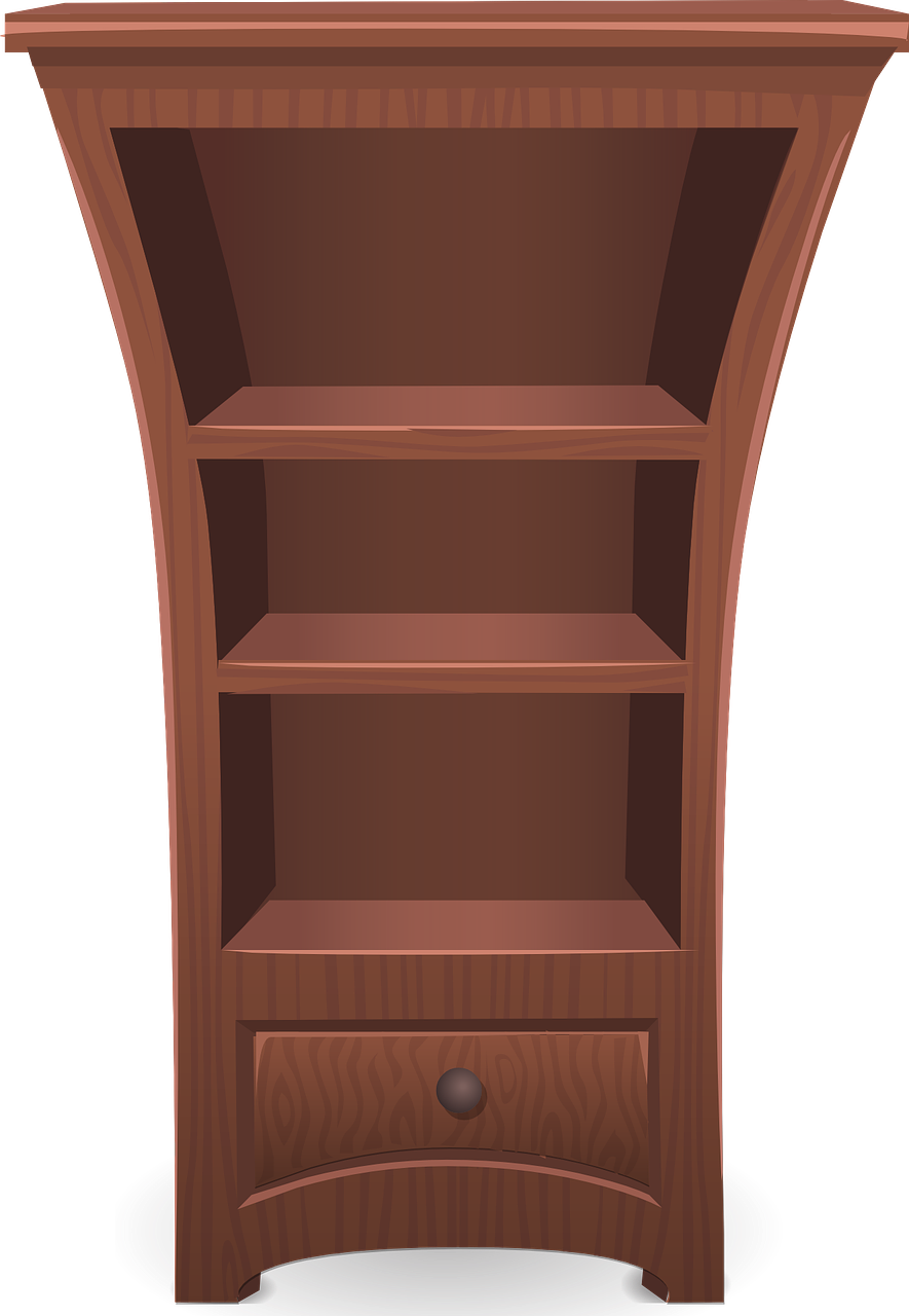 png freeuse Free image on pixabay. Bookshelf vector cupboard