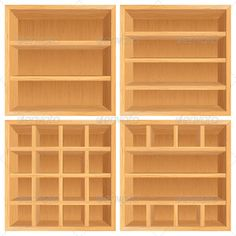 picture library download Bookshelf vector cupboard. Clipart wooden cabinet
