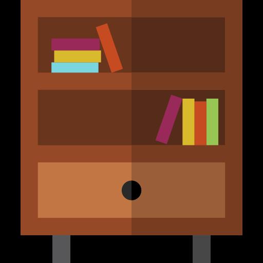 picture black and white Library bookcase storage furniture. Bookshelf vector guide book