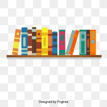 vector free library Bookshelf vector transparent. Png psd and clipart
