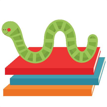 clip art freeuse download Bookworm clipart svg. Pin by kathy katsmtk