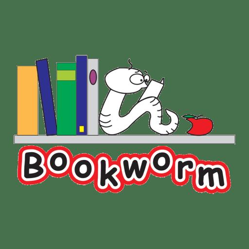 clip transparent download Trust a registered charitable. Bookworm clipart visitor book