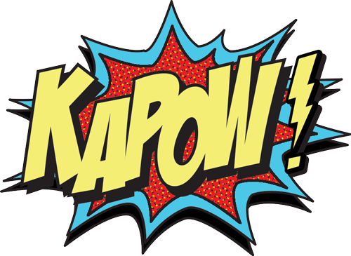 image library stock Google search love it. Boom clipart kapow