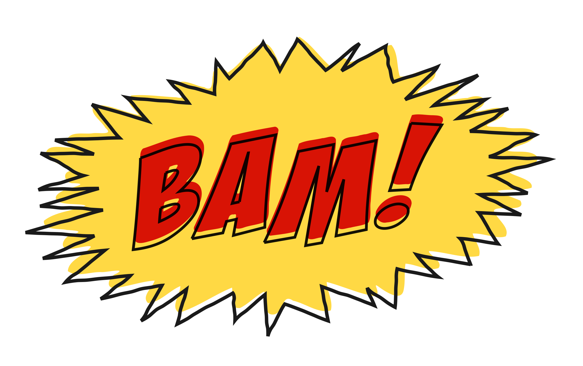 jpg free library Comics sound effect free. Boom clipart kapow