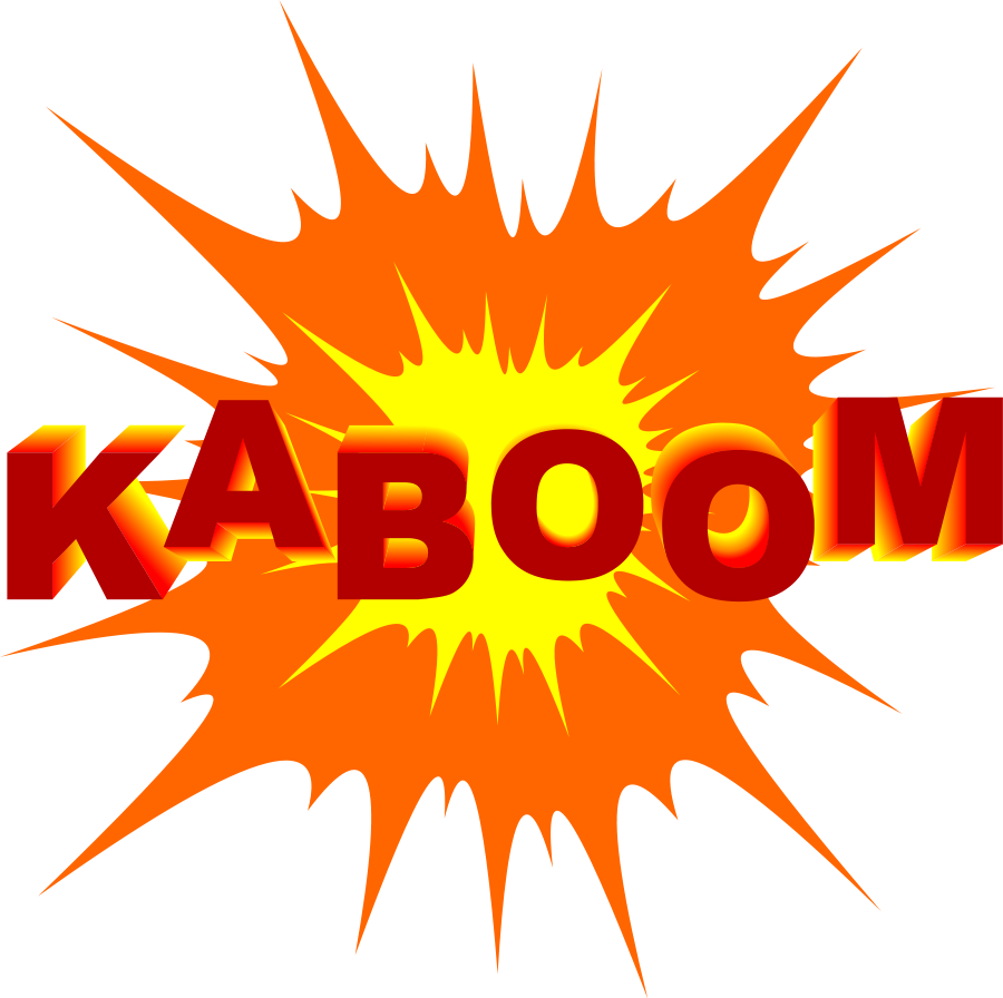 banner royalty free stock Boom clipart science explosion. Information