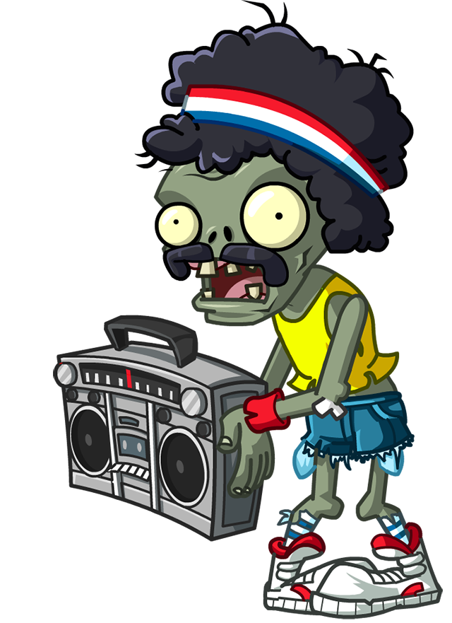 clipart download Boombox Zombie