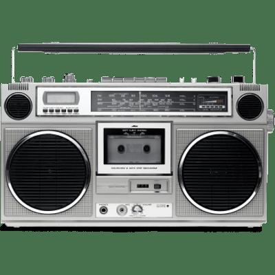 image freeuse library Audio Cassette Vintage Player transparent PNG