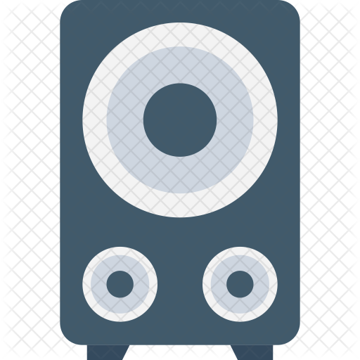 svg transparent download Boombox clipart music system. Speaker icon network communication