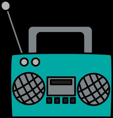 vector free Radio Clip Art