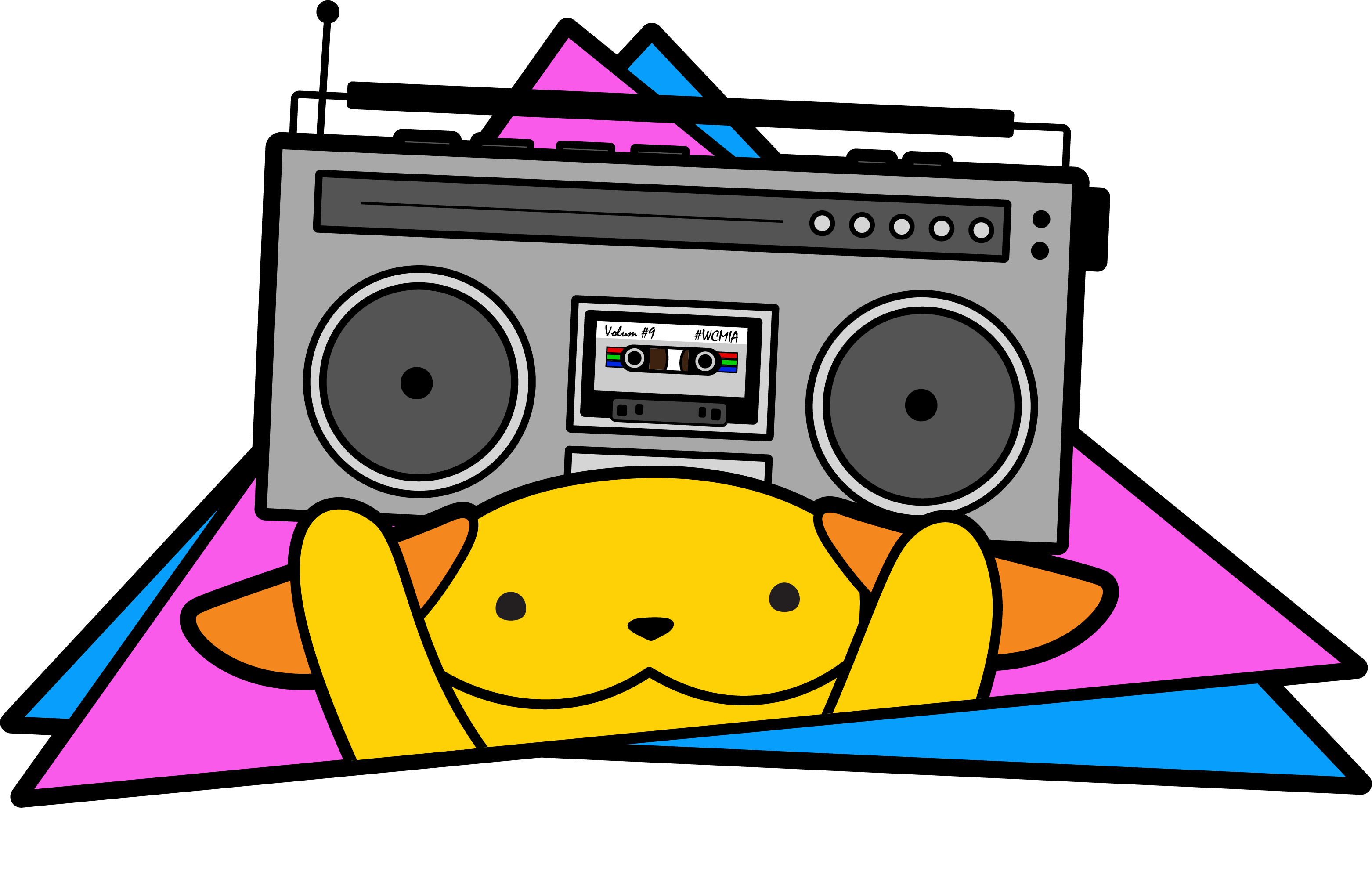 png transparent stock Boombox clipart purple. Lloyd wapuus