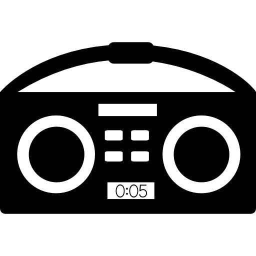 png transparent library radio Icon