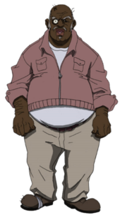 svg library download Uncle Ruckus
