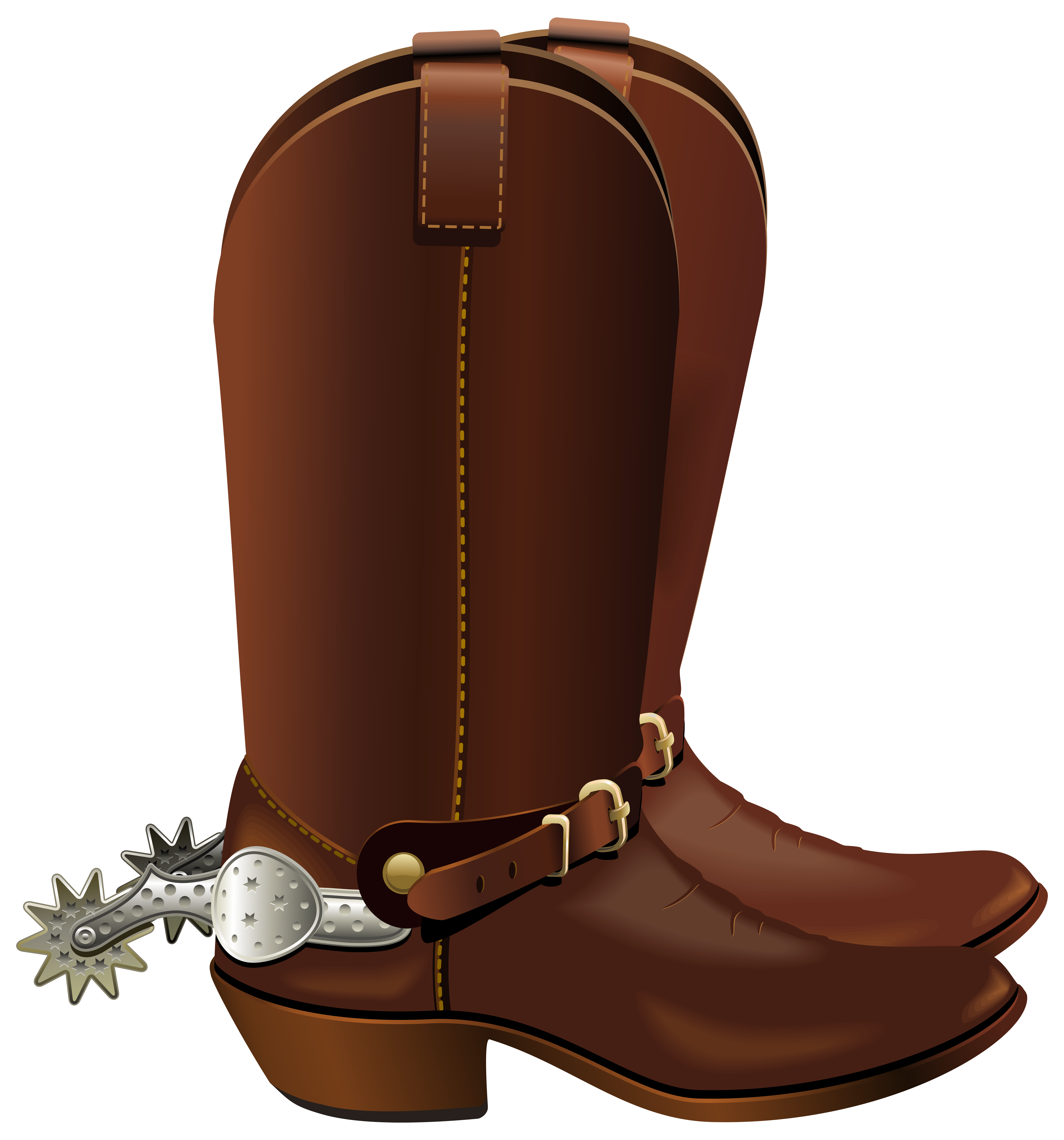 picture transparent stock Cowboy boots png clip. Boot clipart