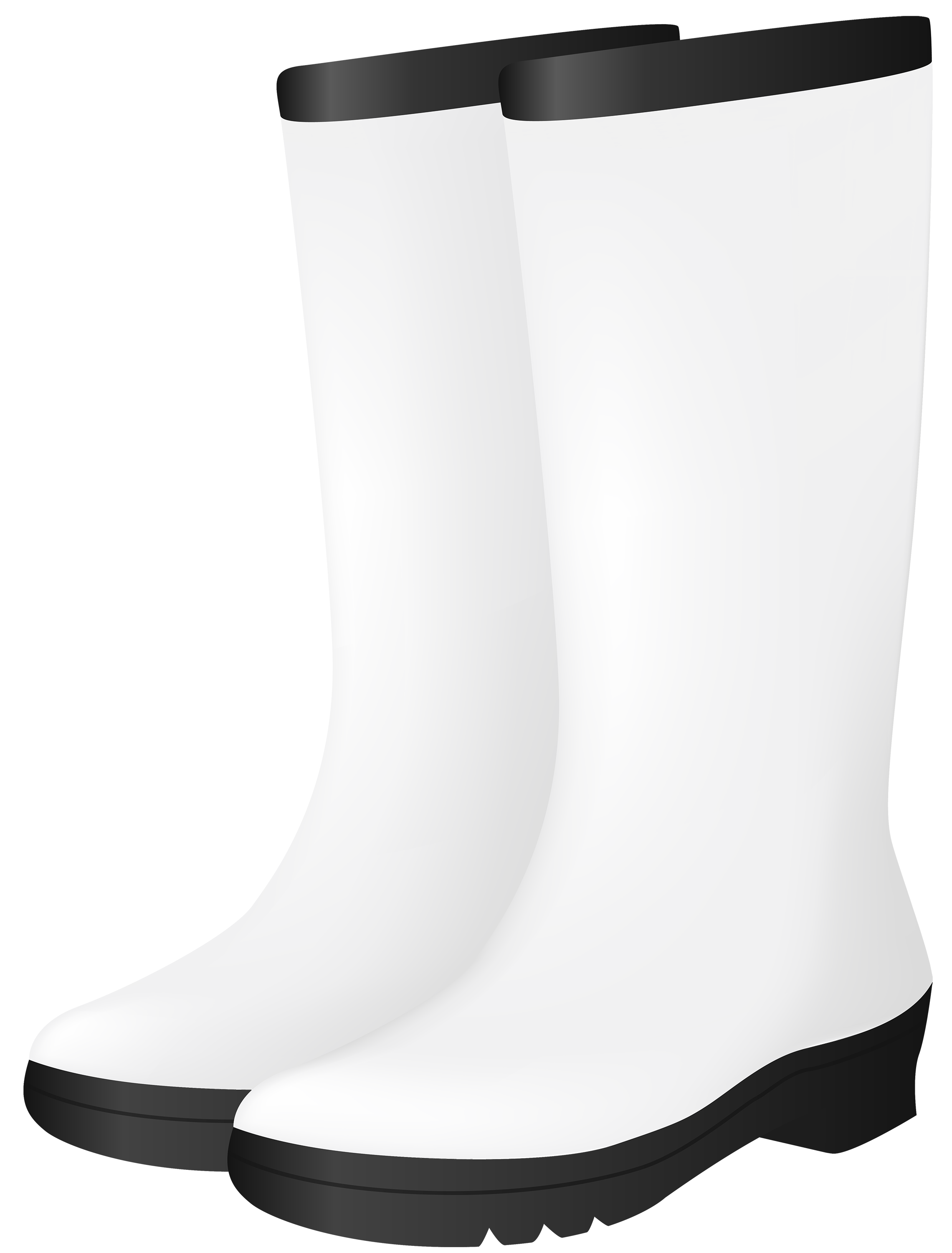 image library library Boot clipart black and white. Rubber boots png best