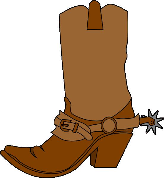 image Boot clipart cow boy. Cowboy clip art at