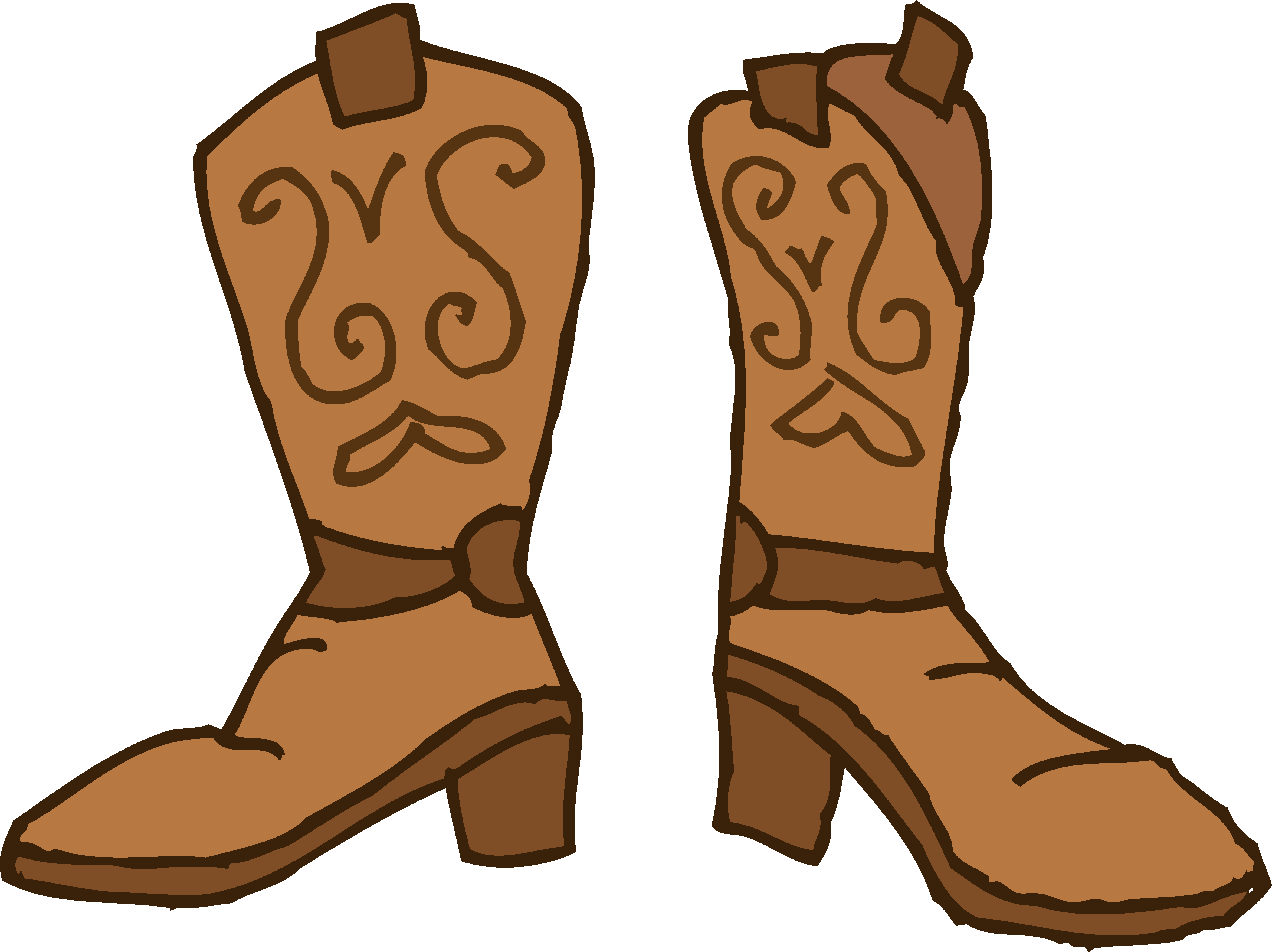 svg royalty free download Western cliparts and others. Boots clipart country boot