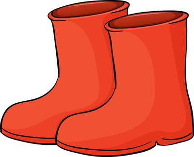 clipart royalty free download Boot clipart gardening boot. Red rain boots png